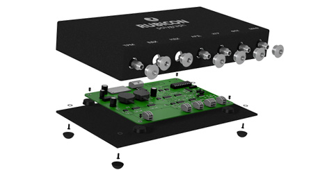 Maintenance and service lie detector Rubicon